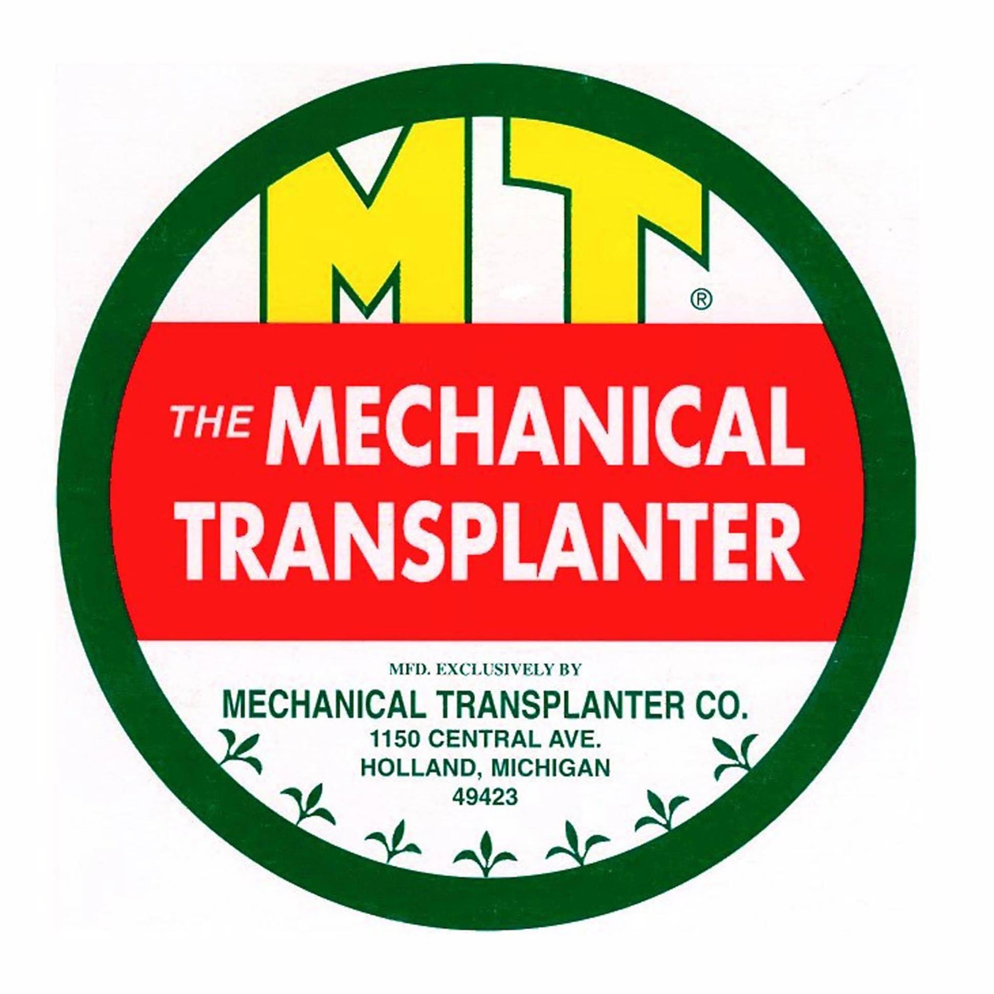 Mechanical Transplanter - Hemp Harvest Works
