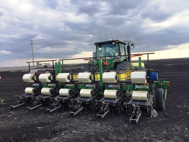 6 Row 1M Spacing Techni-Plant FL