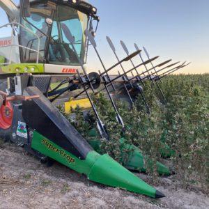 Vehicle | Hemp Harvest Works | Grass | Soil | Harvester