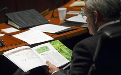 Legalized hemp touted as new Nebraska crop option -published February 2019