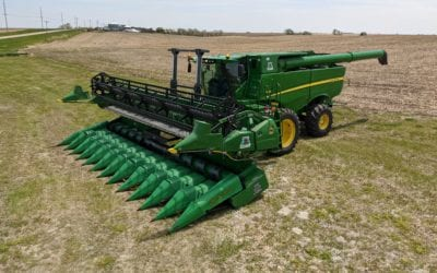 Double Cut Harvest System for Hemp – Available in American Market