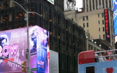 "Hemp Industries Association® Launches ""Hemp Is Legal"" Campaign in Times Square -published May 2019"