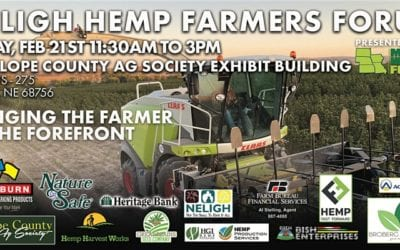 Midwest Hemp Forum set for Feb. 21 in Nebraska – February 2020