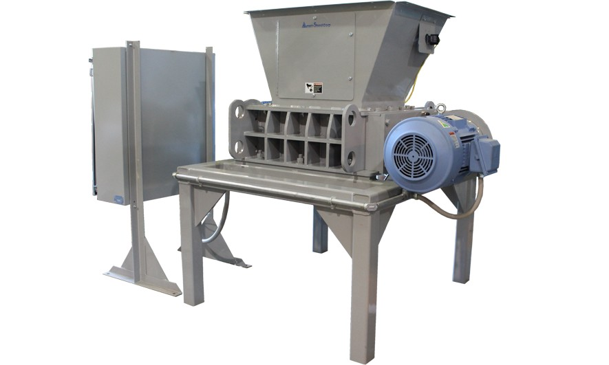 dual-shaft-shredder