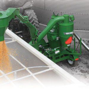 PTO Grain Vac | Hemp Grain Vacuum System | Walinga Hemp Vacuum | Hemp Seed Vacuum
