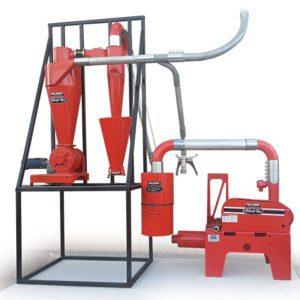 Central Vac Systems | Hemp Vacuum System | Walinga Vacuum | CBD Hemp Vacuum