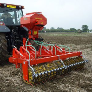 Einbock P-box | Hemp Seeder | Hemp Interseeder