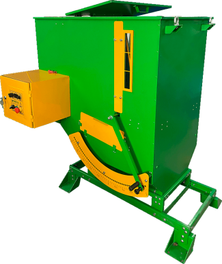 Metra GPC Hemp Grain Cleaner | Hemp Seed Cleaner | Specialty Seed Sorter