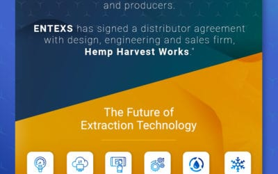 ENTEXS Signs Distributor Agreement With Hemp Harvest Works