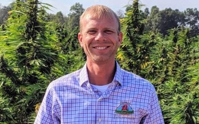 Andrew Bish from Hemp Harvest Works & Bish Enterprises